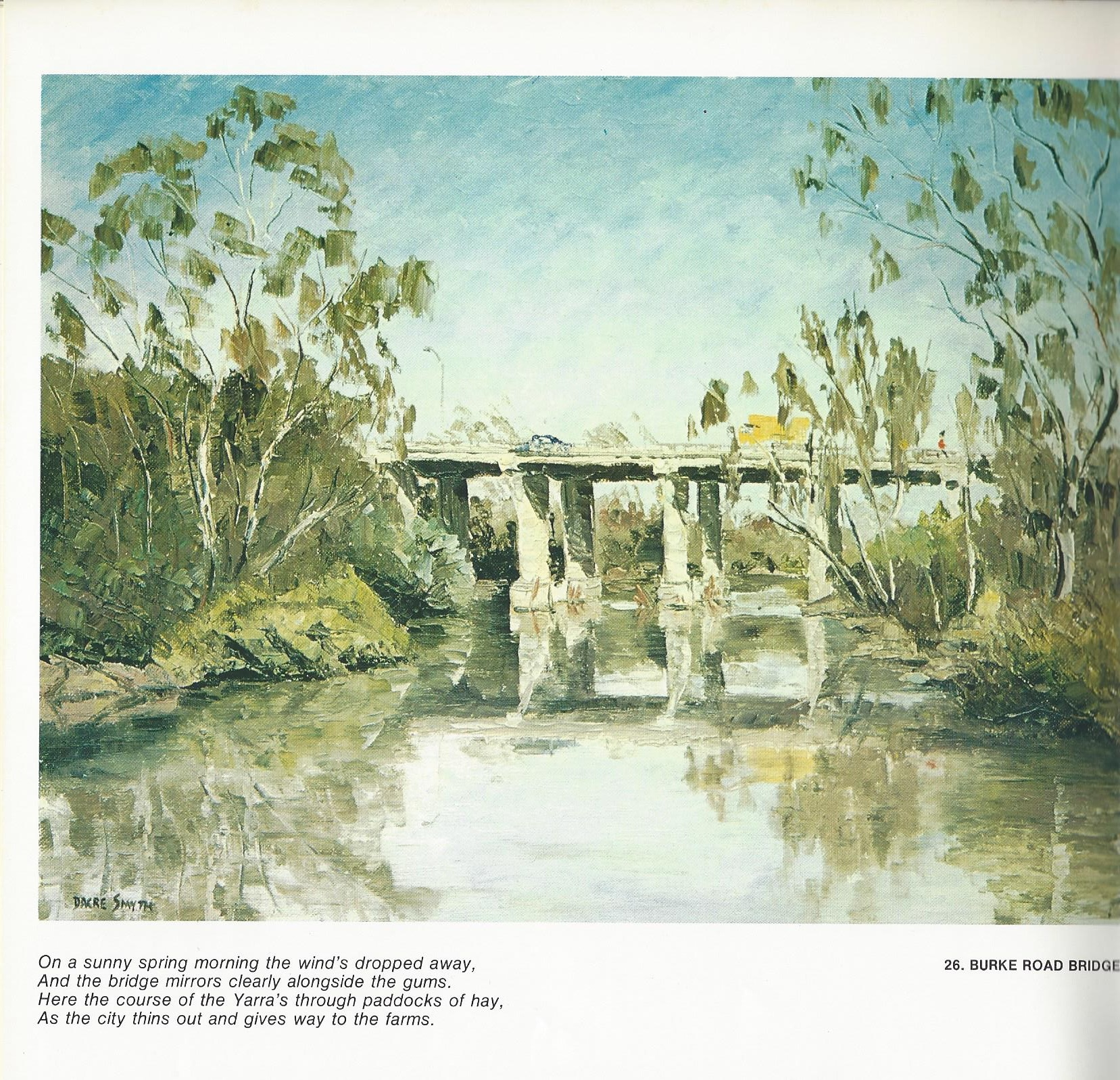 26. Burke Road Bridge
