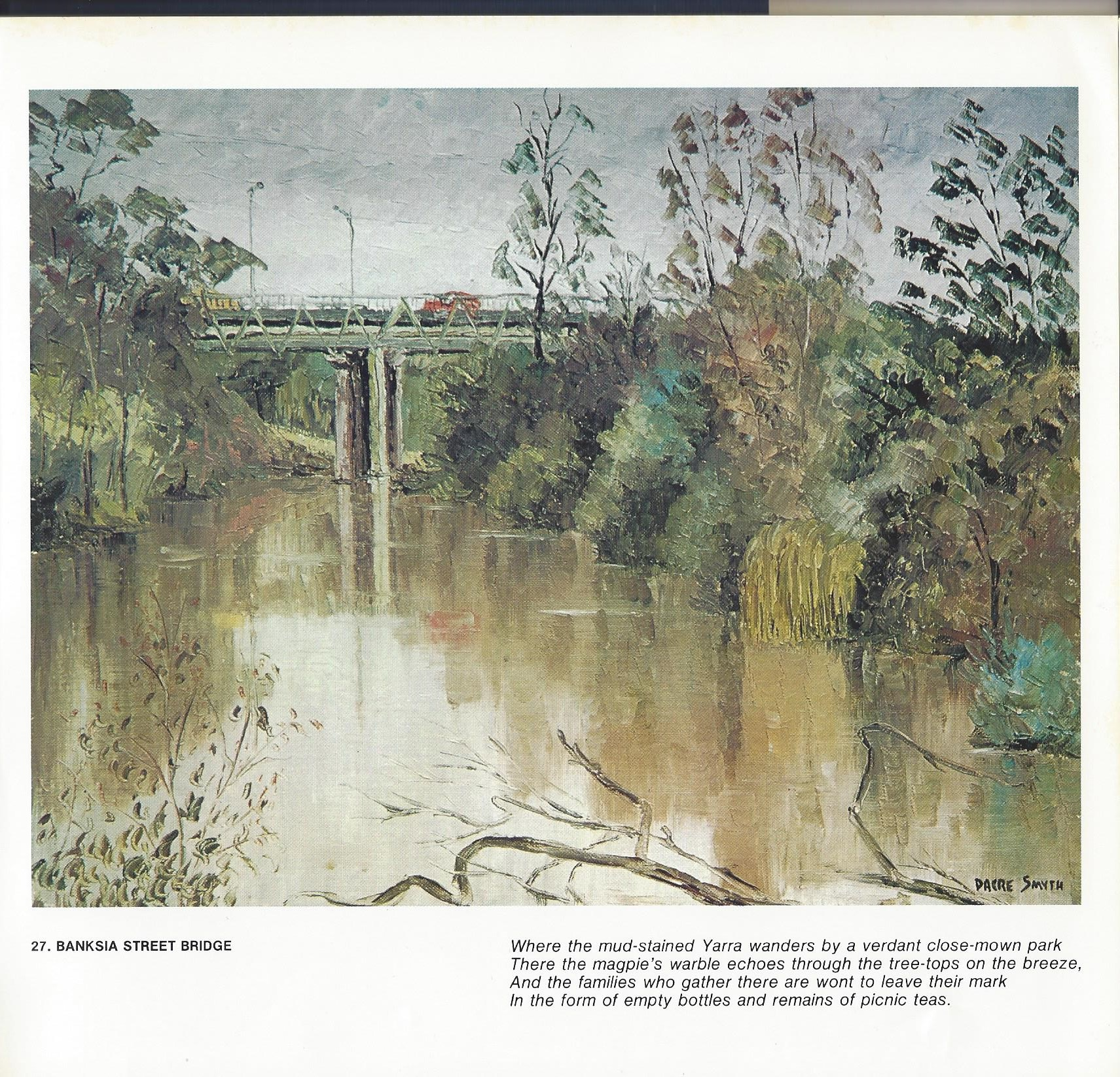 27. Banksia Street Bridge
