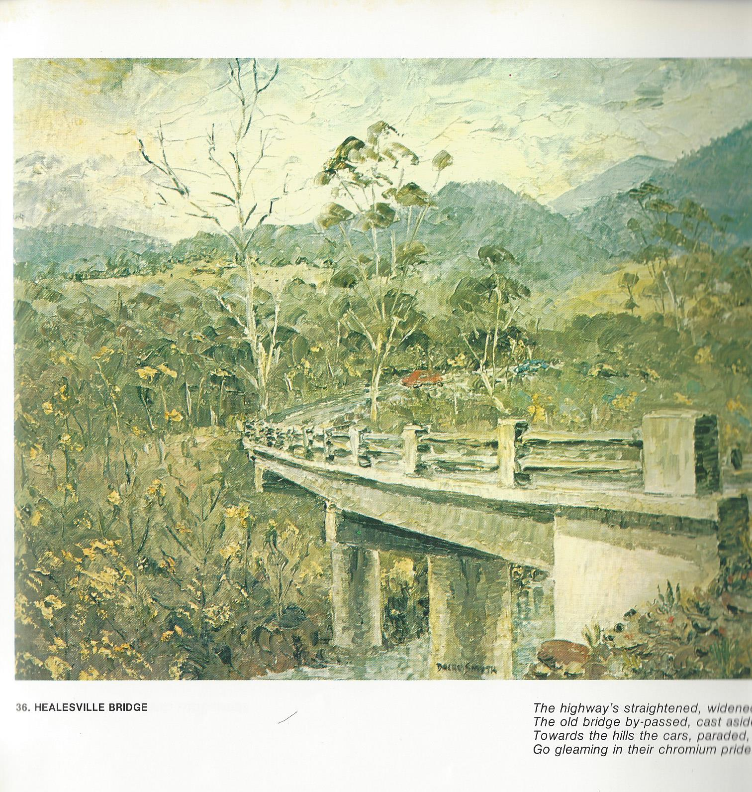 36. Healesville Bridge