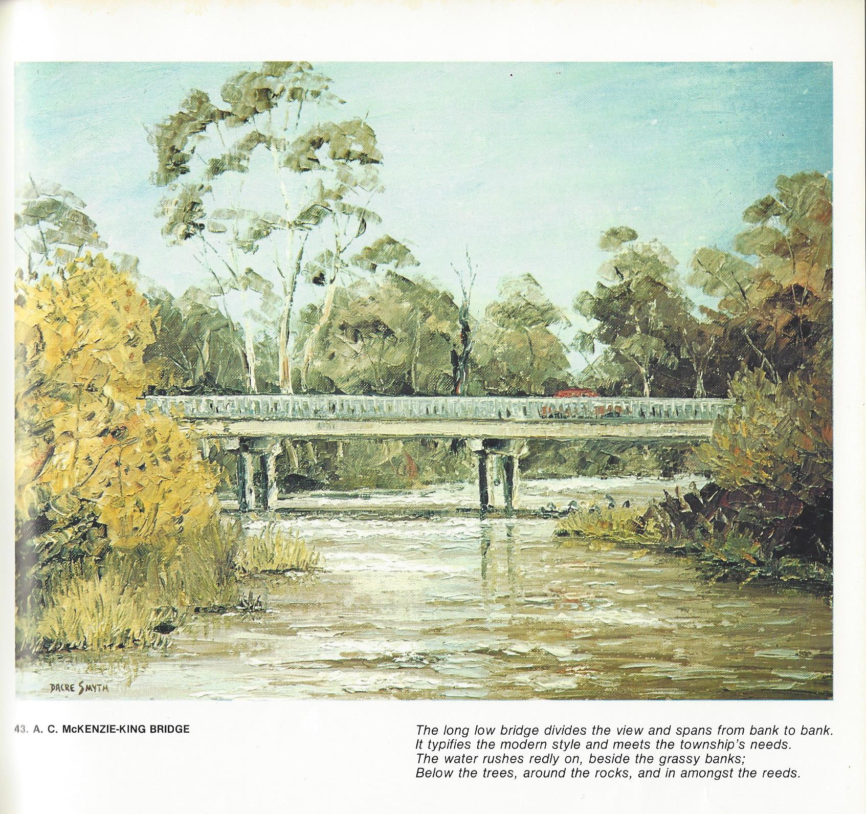 43. A.C. McKenzie-King Bridge