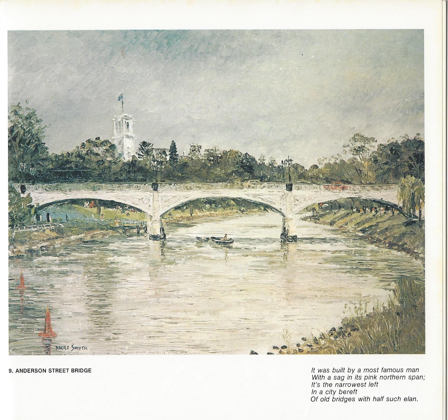 9. Anderson Street Bridge