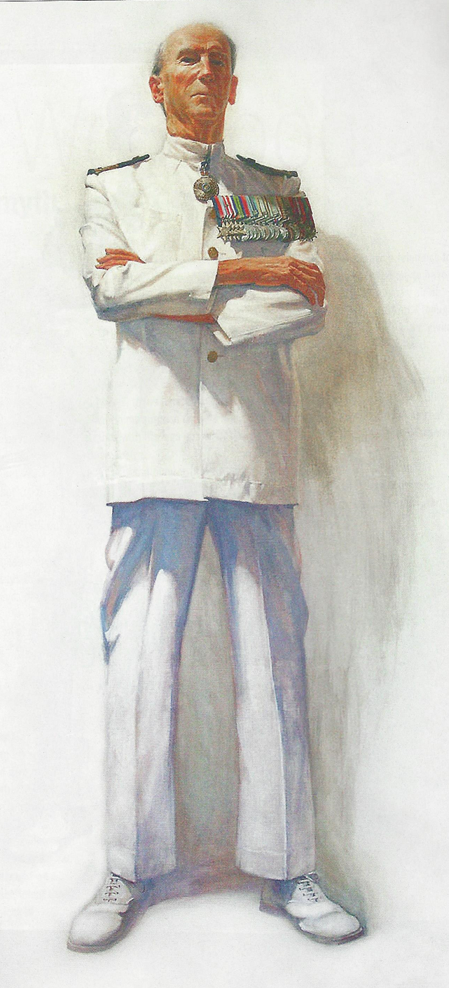 Dacre smyth archibald