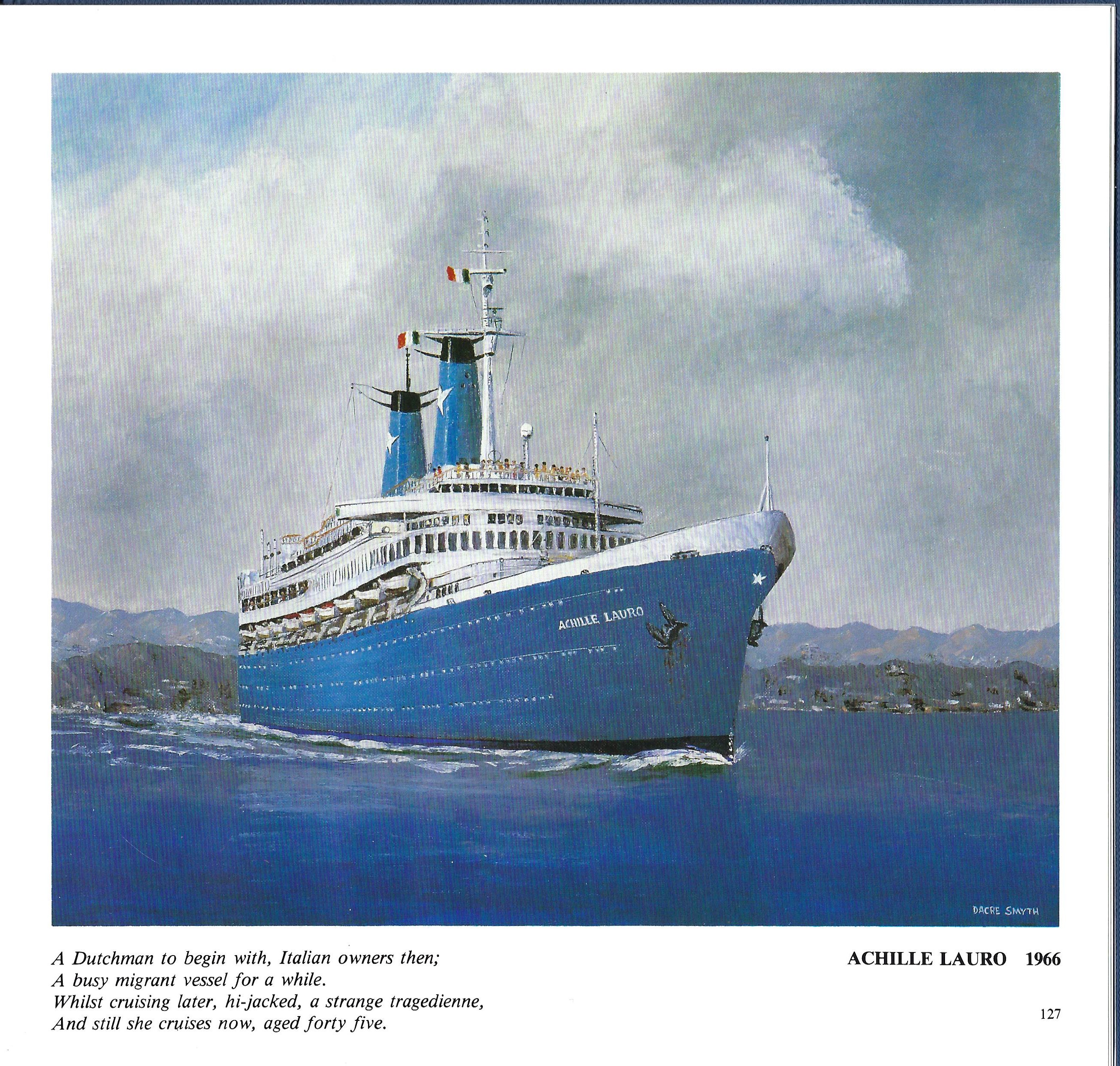 Immigrant Ships | Dacre Smyth